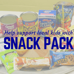 Support Snack Packs