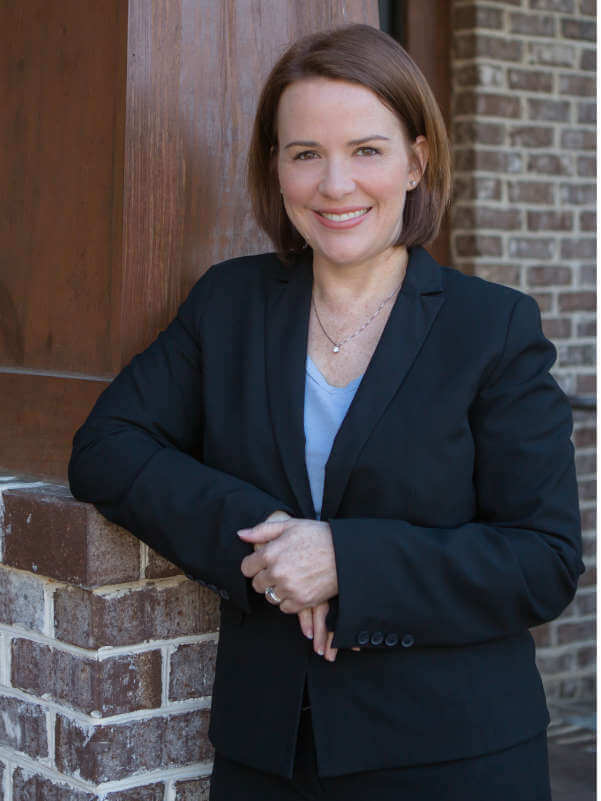 Jennifer Dowd Attorney - Harrell Martin & Peace - law firm Chapin SC