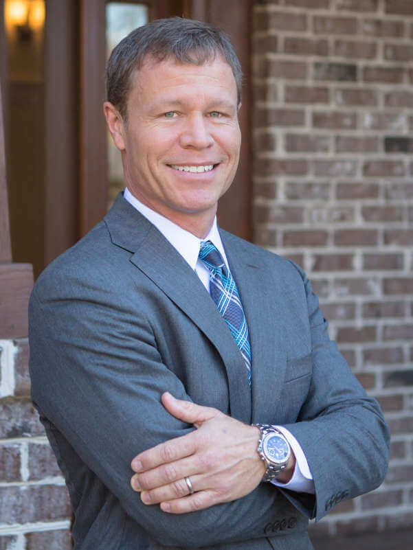 Trey Harrell Attorney - Harrell Martin & Peace - law firm Chapin SC